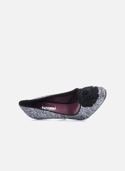 Zapatos de tacón Beyond Skin SWEETIE Plateado vista lateral izquierda