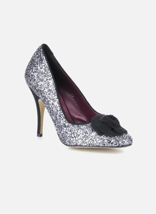 Pumps Beyond Skin SWEETIE Zilver detail