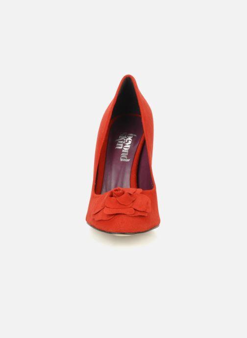 Escarpins Beyond Skin SWEETIE Rouge vue portées chaussures