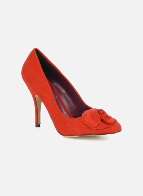 Pumps Beyond Skin SWEETIE Rood detail