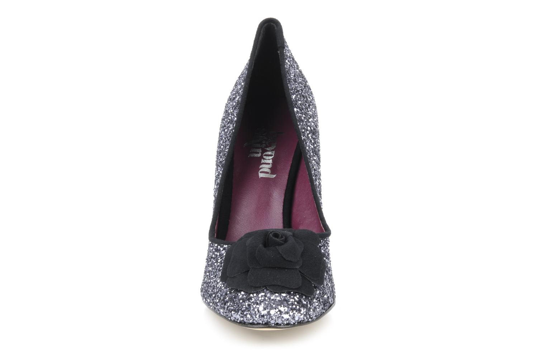 Escarpins Beyond Skin SWEETIE Argent vue portées chaussures