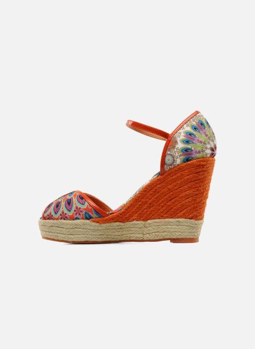 Sandals Desigual Leilani Multicolor front view