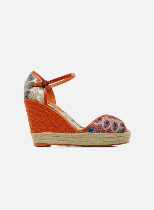 Sandalen Desigual Leilani Multicolor achterkant