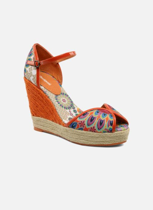 Sandals Desigual Leilani Multicolor detailed view/ Pair view