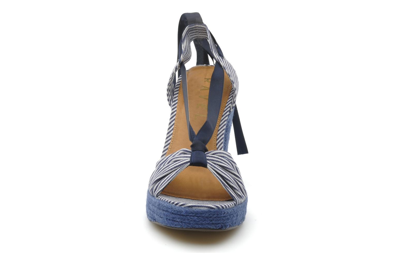 Sandales et nu-pieds Ravel JETTY Bleu vue portées chaussures