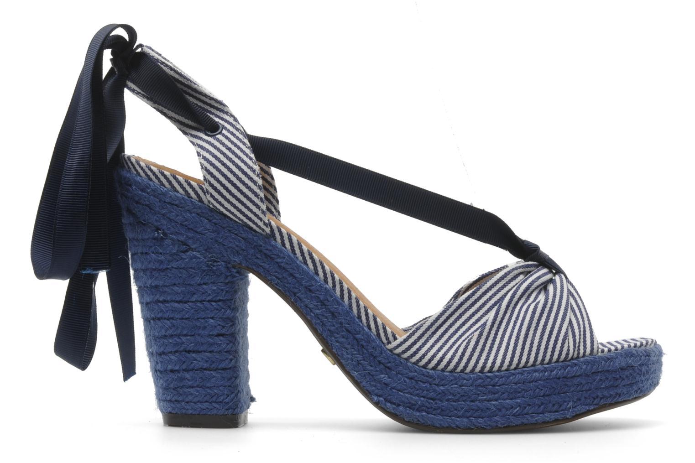 Sandales et nu-pieds Ravel JETTY Bleu vue derrière