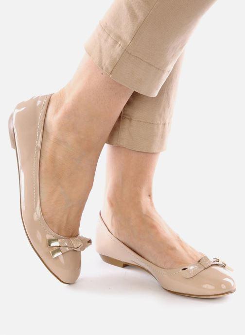 Carvela Ballerines Nude Carvela Patent Lindsey Lindsey v8ymnwN0O