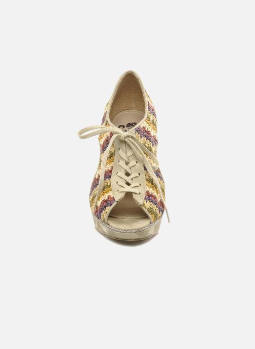Scarpe con lacci Feud WHIP Multicolore modello indossato