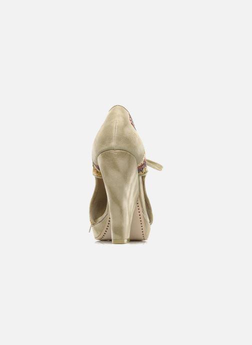 Chaussures à lacets Feud WHIP Multicolore vue droite