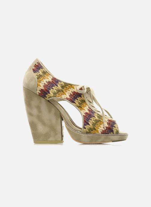 Lacets Multi Stripe Whip À Raffia Chaussures Feud WdCoxerB