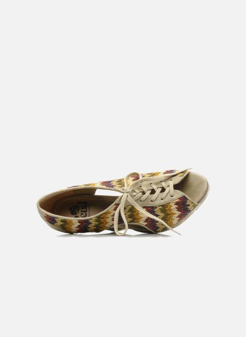 Chaussures à lacets Feud WHIP Multicolore vue gauche