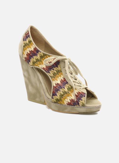 Chaussures à lacets Feud WHIP Multicolore vue détail/paire