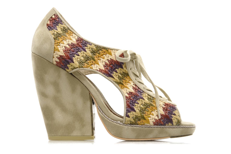 Chaussures à lacets Feud WHIP Multicolore vue derrière