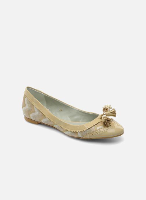 Ballerina's Beyond Skin Millie Beige detail
