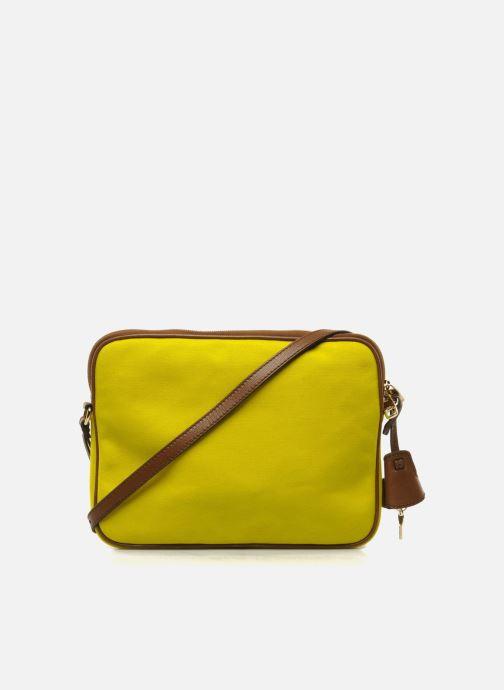 Mini Bags D&G ALYSSON CANVAS gelb ansicht von vorne