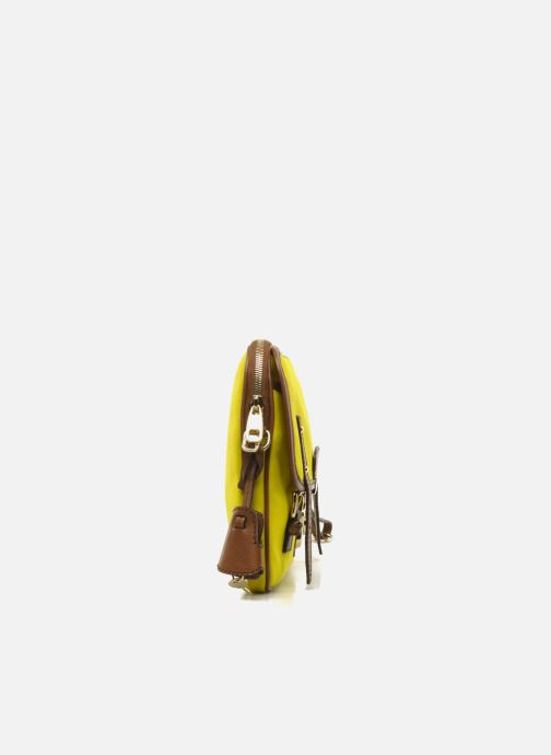 Mini Bags D&G ALYSSON CANVAS gelb ansicht von rechts