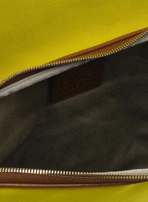 Mini Bags D&G ALYSSON CANVAS gelb ansicht von hinten