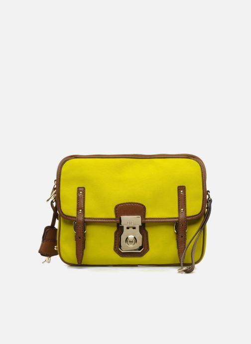 Mini Bags D&G ALYSSON CANVAS gelb detaillierte ansicht/modell