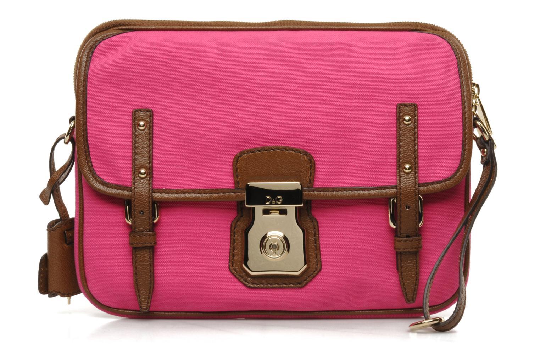 Clutchtasker D&G ALYSSON CANVAS Pink detaljeret billede af skoene