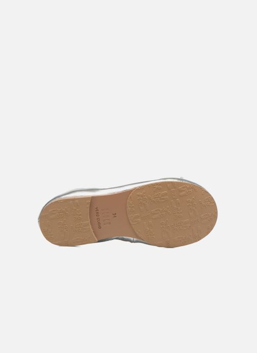 Ballet pumps Bloch Toddler Cha cha Grey view from above