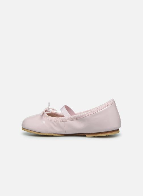 Ballerines Bloch Toddler Cha cha Rose vue face