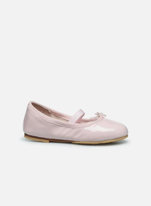 Ballet pumps Bloch Toddler Cha cha Pink back view
