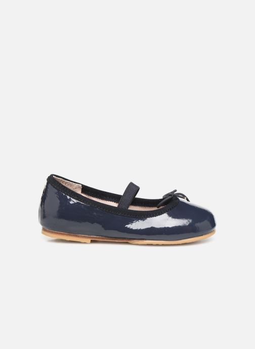 Ballet pumps Bloch Toddler Cha cha Blue back view