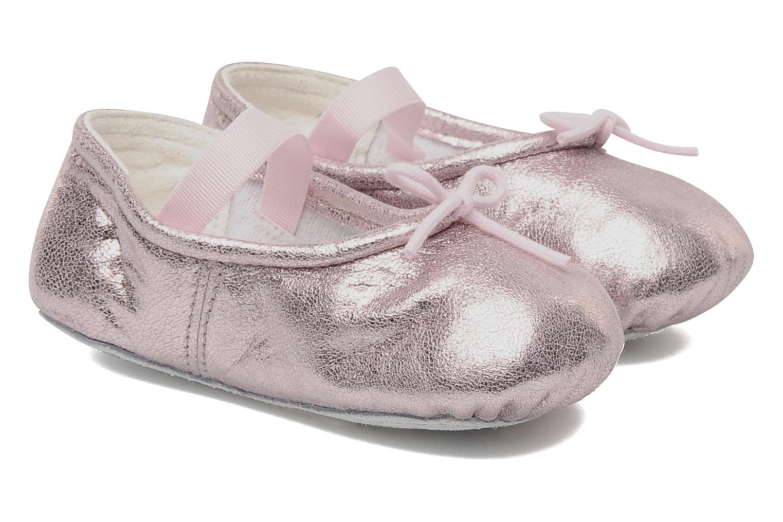 Ballerines Bloch Baby Angelica Rose vue détail/paire