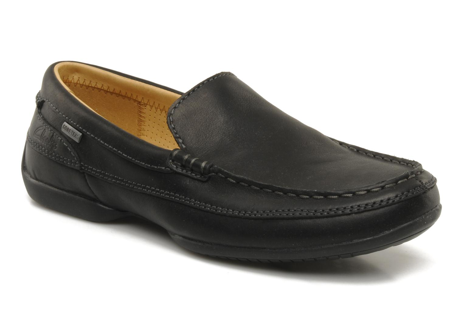 new photos c75ce beac2 Clarks Raise Sun GTX (Nero) - Mocassini chez Sarenza (83291)