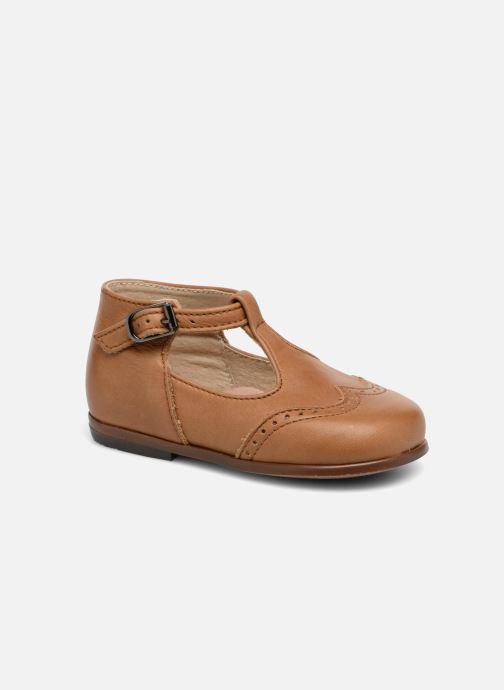 Sommersko Little Mary François Brun detaljeret billede af skoene