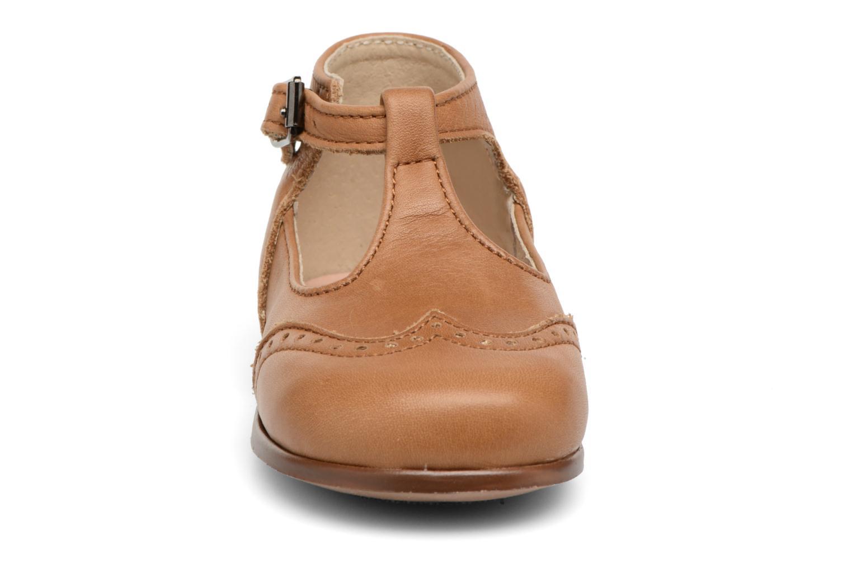 Sommersko Little Mary François Brun se skoene på
