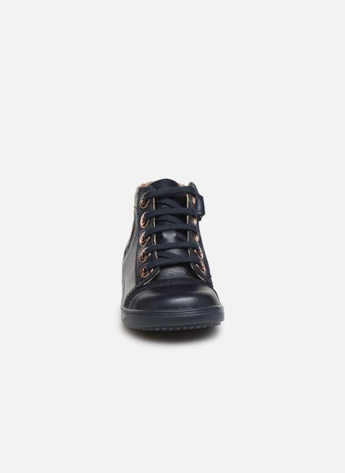 Bottines et boots Little Mary Jasmine Bleu vue portées chaussures