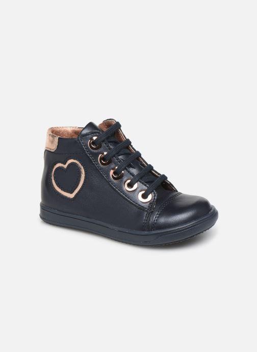 Boots en enkellaarsjes Little Mary Jasmine Blauw detail