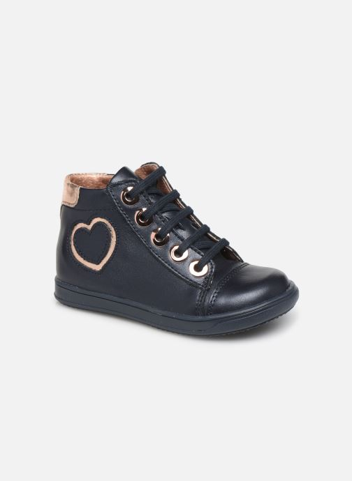 Bottines et boots Little Mary Jasmine Bleu vue détail/paire