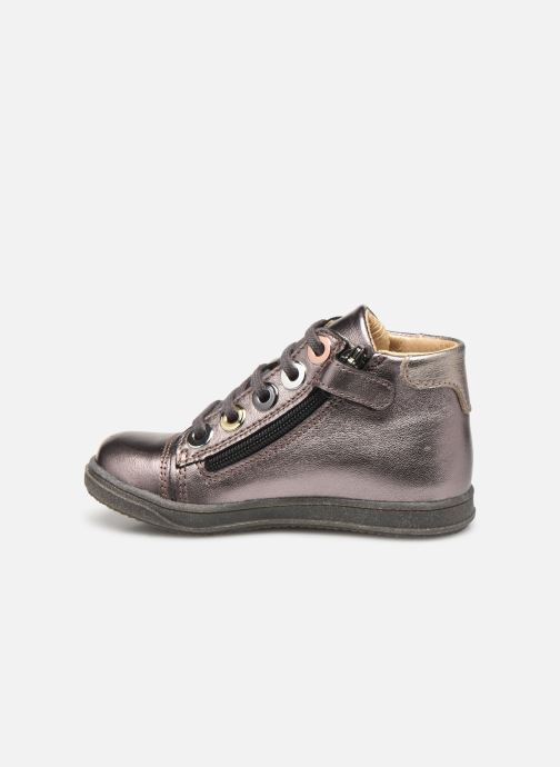 Bottines et boots Little Mary Jasmine Or et bronze vue face