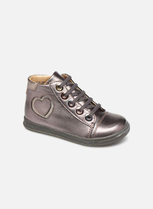 Bottines et boots Little Mary Jasmine Or et bronze vue détail/paire