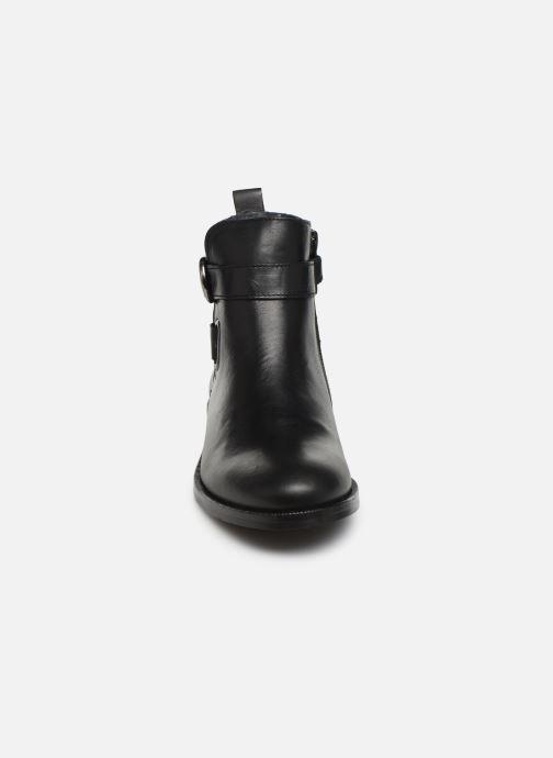 Bottines et boots Little Mary Juliette Noir vue portées chaussures