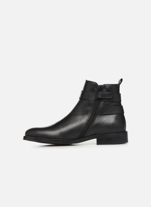Bottines et boots Little Mary Juliette Noir vue face