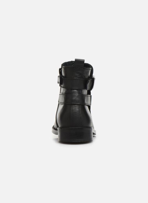 Bottines et boots Little Mary Juliette Noir vue droite