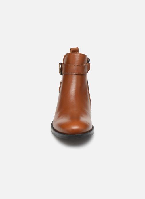 Bottines et boots Little Mary Juliette Marron vue portées chaussures