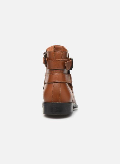 Bottines et boots Little Mary Juliette Marron vue droite