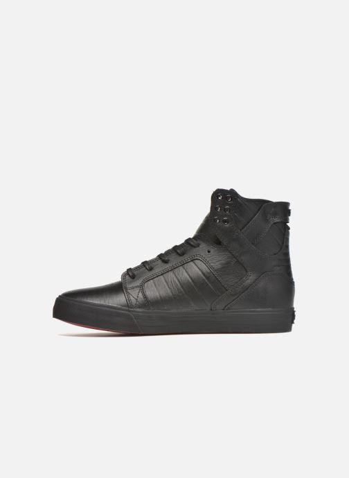 Sneakers Supra Skytop Nero immagine frontale