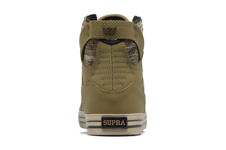 Sneakers Supra Skytop Groen rechts