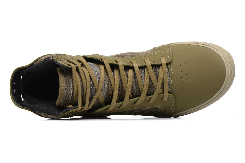 Sneakers Supra Skytop Groen links