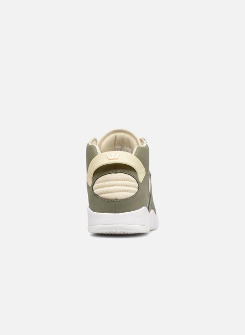 Chaussures de sport Supra Skytop III Vert vue droite