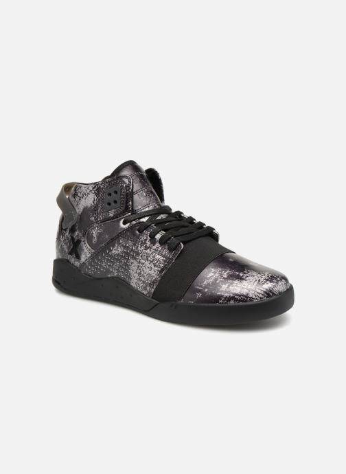 Sport shoes Supra Skytop III Black detailed view/ Pair view