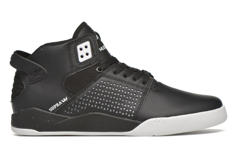 Chaussures de sport Supra Skytop III Noir vue derrière