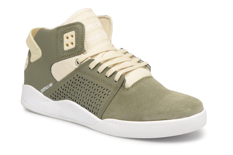 Supra Skytop III (Vert) - Chaussures de sport en Más cómodo Chaussures casual sauvages