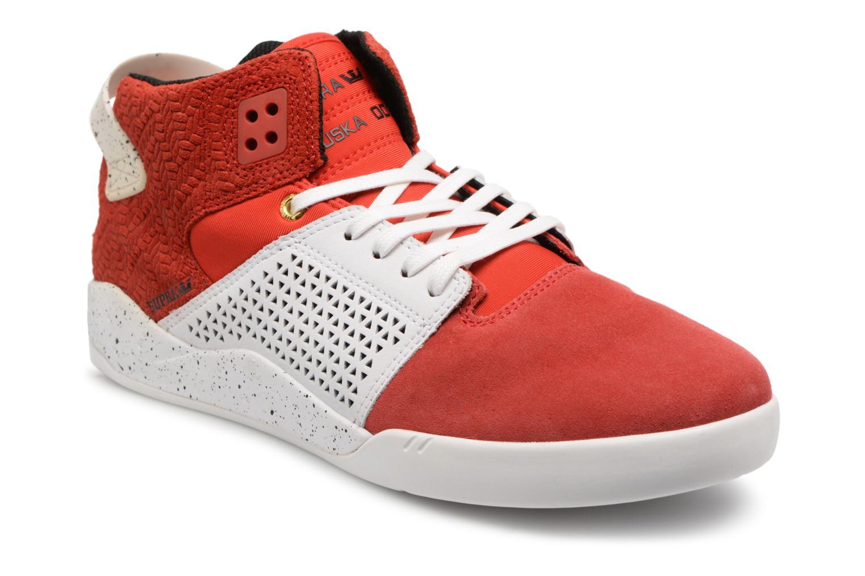 Supra Skytop III (Rouge) - Chaussures de sport en Más cómodo Nouvelles chaussures pour hommes et femmes, remise limitée dans le temps