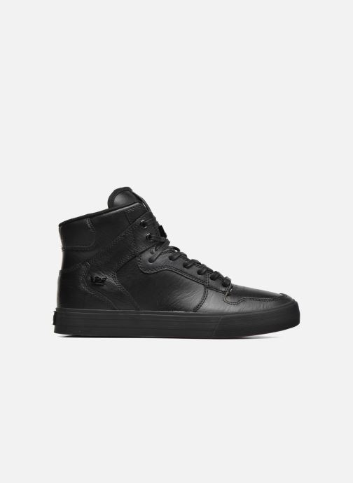 Sneaker Supra Vaider schwarz ansicht von hinten